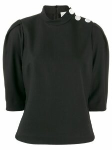 Ba & Sh Piz statement blouse - Black