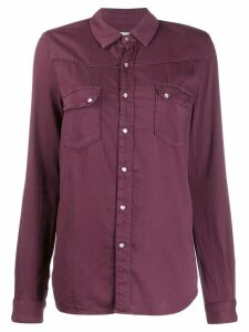 Ba & Sh Bridget loose fit shirt - PURPLE