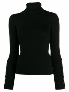 Ba & Sh True turtleneck jumper - Black