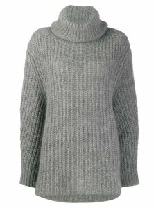 Ba & Sh oversized Emera jumper - Grey
