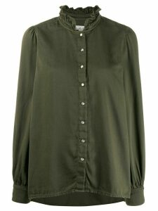 Ba & Sh Axelle loose fit shirt - Green