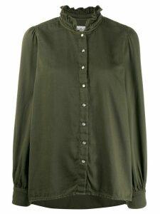 Ba & Sh Axelle loose fit shirt - Green