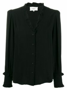 Ba & Sh frill collar Unity blouse - Black