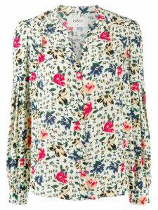 Ba & Sh Palerme floral print blouse - NEUTRALS