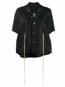 Rick Owens button-up jacket - Black