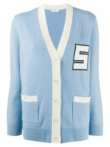 Sandro Paris S cardigan - Blue