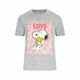 Snoopy Love Paper Ditsy T-Shirt