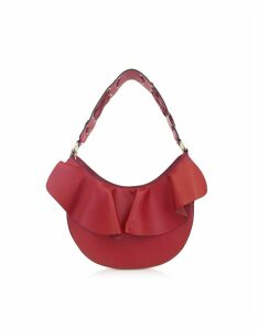 RED Valentino Designer Handbags, Leather Shoulder Bag