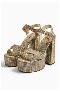 Womens Rudy Platform Shoes - Multi, Multi