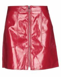CARE OF YOU SKIRTS Knee length skirts Women on YOOX.COM