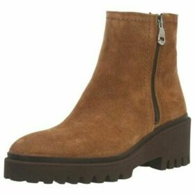 Alpe  4505 11  women's Low Ankle Boots in Brown