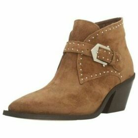 Alpe  4382 11  women's Low Ankle Boots in Brown
