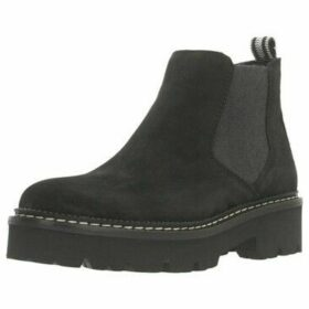 Alpe  4406 11  women's Low Ankle Boots in Black