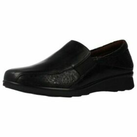 Pitillos  5701P  women's Loafers / Casual Shoes in Black