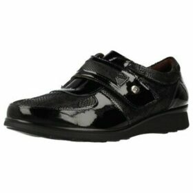 Pitillos  5702P  women's Casual Shoes in Black