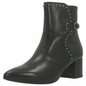 Nero Giardini  A909445DE  women's Low Ankle Boots in Black