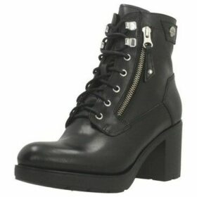 Nero Giardini  A909663D  women's Low Ankle Boots in Black