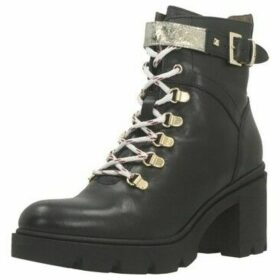 Nero Giardini  A909860D  women's Low Ankle Boots in Black