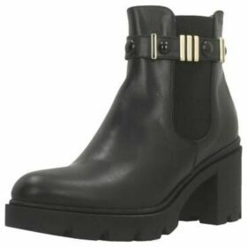 Nero Giardini  A909861D  women's Low Ankle Boots in Black