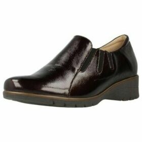 Piesanto  195958  women's Loafers / Casual Shoes in Brown