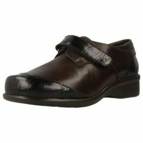 Mateo Miquel  3438 1  women's Casual Shoes in Brown