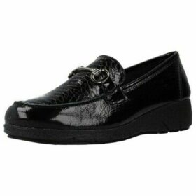 24 Hrs  24242  women's Loafers / Casual Shoes in Black