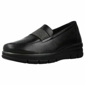 24 Hrs  24290  women's Loafers / Casual Shoes in Black