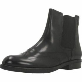 Stonefly  CLYDE 15  women's Low Ankle Boots in Black