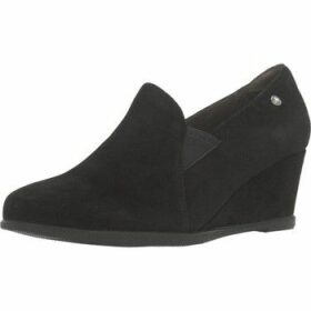 Stonefly  EMILY II 4 GOAT  women's Loafers / Casual Shoes in Black