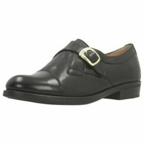 Stonefly  CLYDE 22  women's Loafers / Casual Shoes in Black