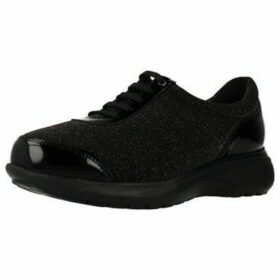Pinoso's  7482H  women's Shoes (Trainers) in Black