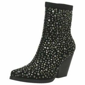 Noa Harmon  8121N  women's Low Ankle Boots in Black