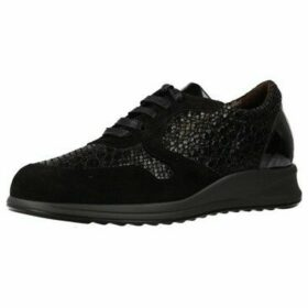Mateo Miquel  3885M  women's Shoes (Trainers) in Black