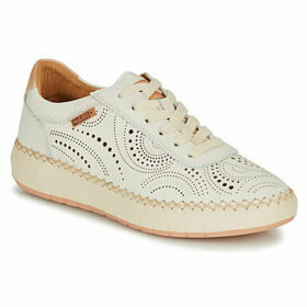 Pikolinos  MESINA W6B  women's Shoes (Trainers) in White