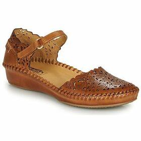Pikolinos  P. VALLARTA 655  women's Shoes (Pumps / Ballerinas) in Brown