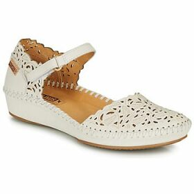 Pikolinos  P. VALLARTA 655  women's Shoes (Pumps / Ballerinas) in White