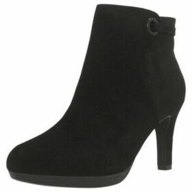 Clarks  ADRIEL MAE  women's Low Ankle Boots in Black