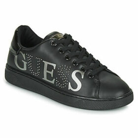 Guess  -  women's Shoes (Trainers) in Black