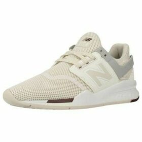 New Balance  WS247 TRE  women's Shoes (Trainers) in Beige