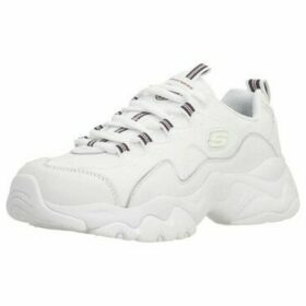 Skechers  D'LITES 3.0-PROVEN  women's Shoes (Trainers) in White