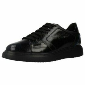 Geox  D THYMAR  women's Shoes (Trainers) in Black
