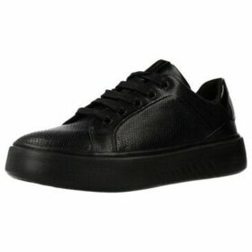 Geox  D NHENBUS  women's Shoes (Trainers) in Black