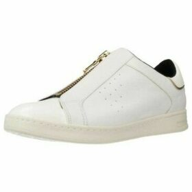 Geox  D JAYSEN  women's Shoes (Trainers) in White