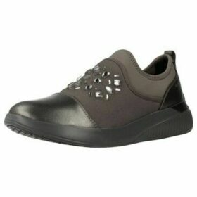 Geox  D THERAGON  women's Shoes (Trainers) in Grey