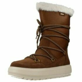 Geox  D94AWC  women's Snow boots in Brown