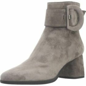 Geox  D CALINDA MID  women's Low Ankle Boots in Grey