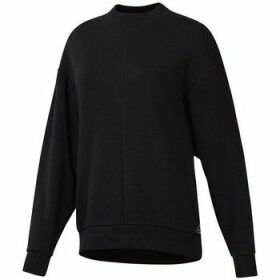 Reebok Sport  Training Essential Crew  women's Sweatshirt in Black