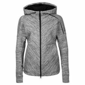 adidas  Zne Travel Hoodie Grey  women's Sweatshirt in Grey