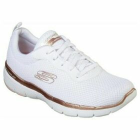 Skechers  Flex Appeal 3.0 - First Insight. 13070  women's Running Trainers in White