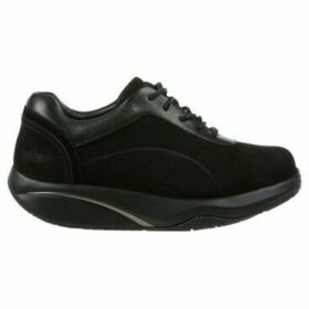 Mbt  TAITA LACE UP W SHOES  women's Shoes (Trainers) in Black